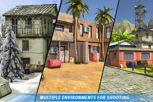 Counter Terrorist Robot Game: Robot Shooting Games screenshot 5