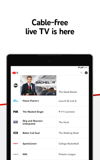 YouTube TV - Watch & Record Live TV screenshot 11