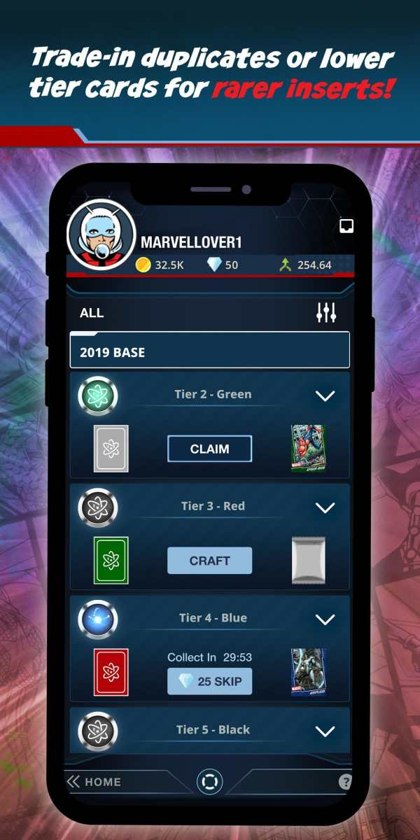 Marvel Collect! by Topps Card Trader screenshot 8