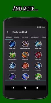 Mobile Legends Guide 4 تصوير الشاشة