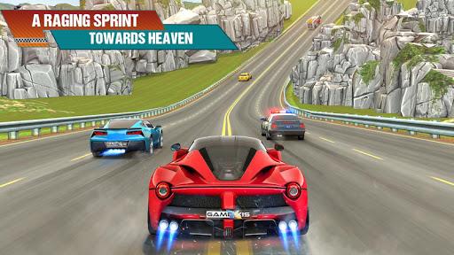 Crazy Car Traffic Racing Games 2020: New Car Games screenshot 1