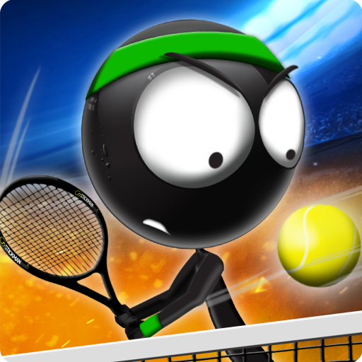 Stickman Tennis - Career أيقونة