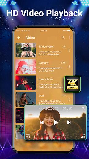لاعب الموسيقى - أغنية لاعب 7 تصوير الشاشة