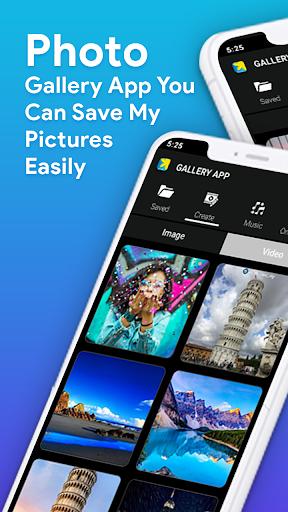 Smart Gallery App : gallery lock or photo locker screenshot 1