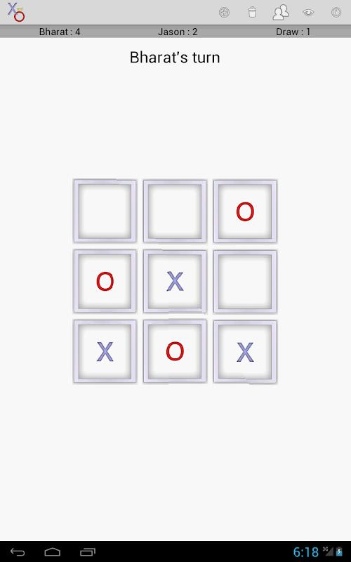 X and O screenshot 5