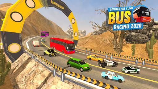 Offroad Hill Climb Bus Racing 2021 screenshot 6