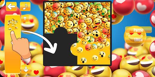 Emoji puzzle 2 تصوير الشاشة