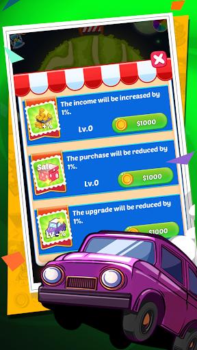 Merge super car-Magic merge 1 تصوير الشاشة