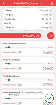 Ôn Thi Đại Học - Luyện thi THPT (Online - Offline) 4 تصوير الشاشة