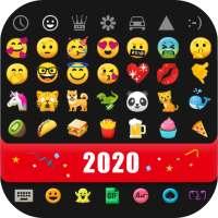 Keyboard - Emoji, Emoticons on 9Apps
