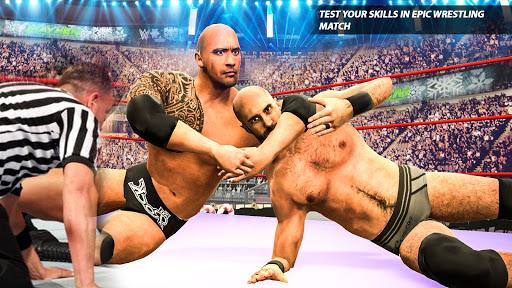 Real Wrestling Revolution: Wrestling Games screenshot 4