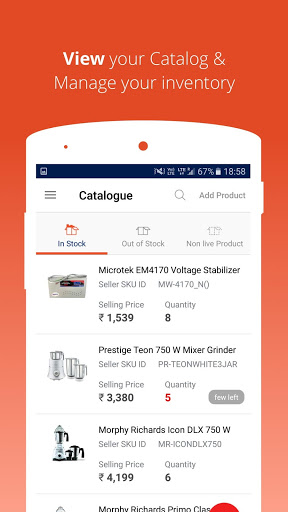Paytm Mall Store Manager скриншот 2