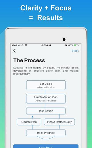 Success Life Coach - Goal Planner & Habit Tracker screenshot 16