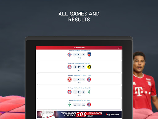 FC Bayern Munich screenshot 10