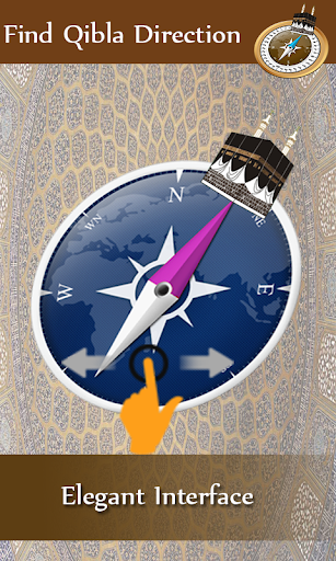 Qibla Compass - Find Direction screenshot 3