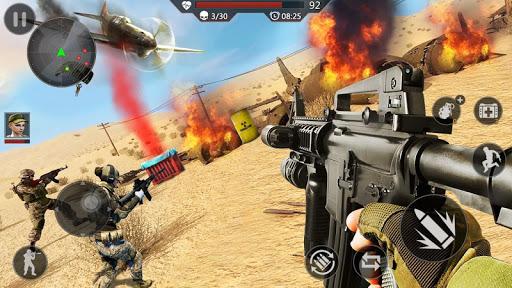 Commando Strike : Anti-Terrorist Sniper 2020 screenshot 3