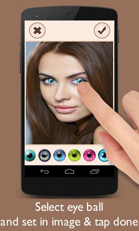 Face Make-Up Artist screenshot 5