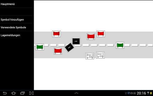 Mobile-Lagekarte screenshot 3