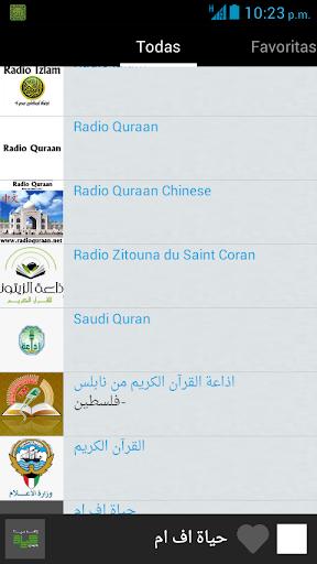 راديو الإسلام 3 تصوير الشاشة