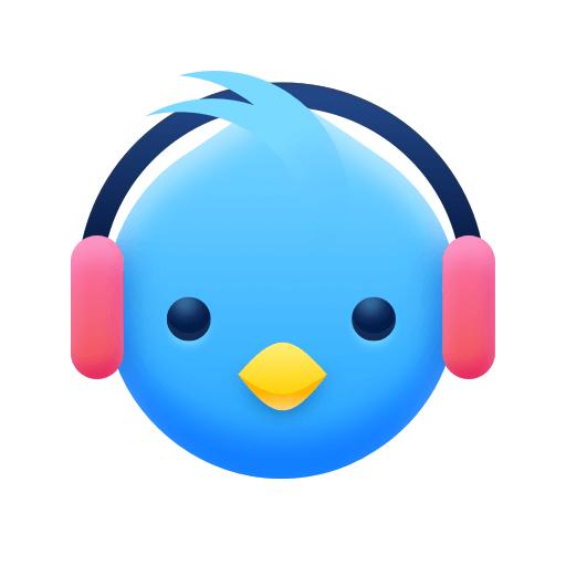 Lark Player - مشغل موسيقى MP3 و يوتيوب مجاني. أيقونة