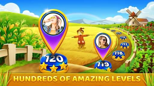 Farm Journey - Tripeaks Solitaire screenshot 3
