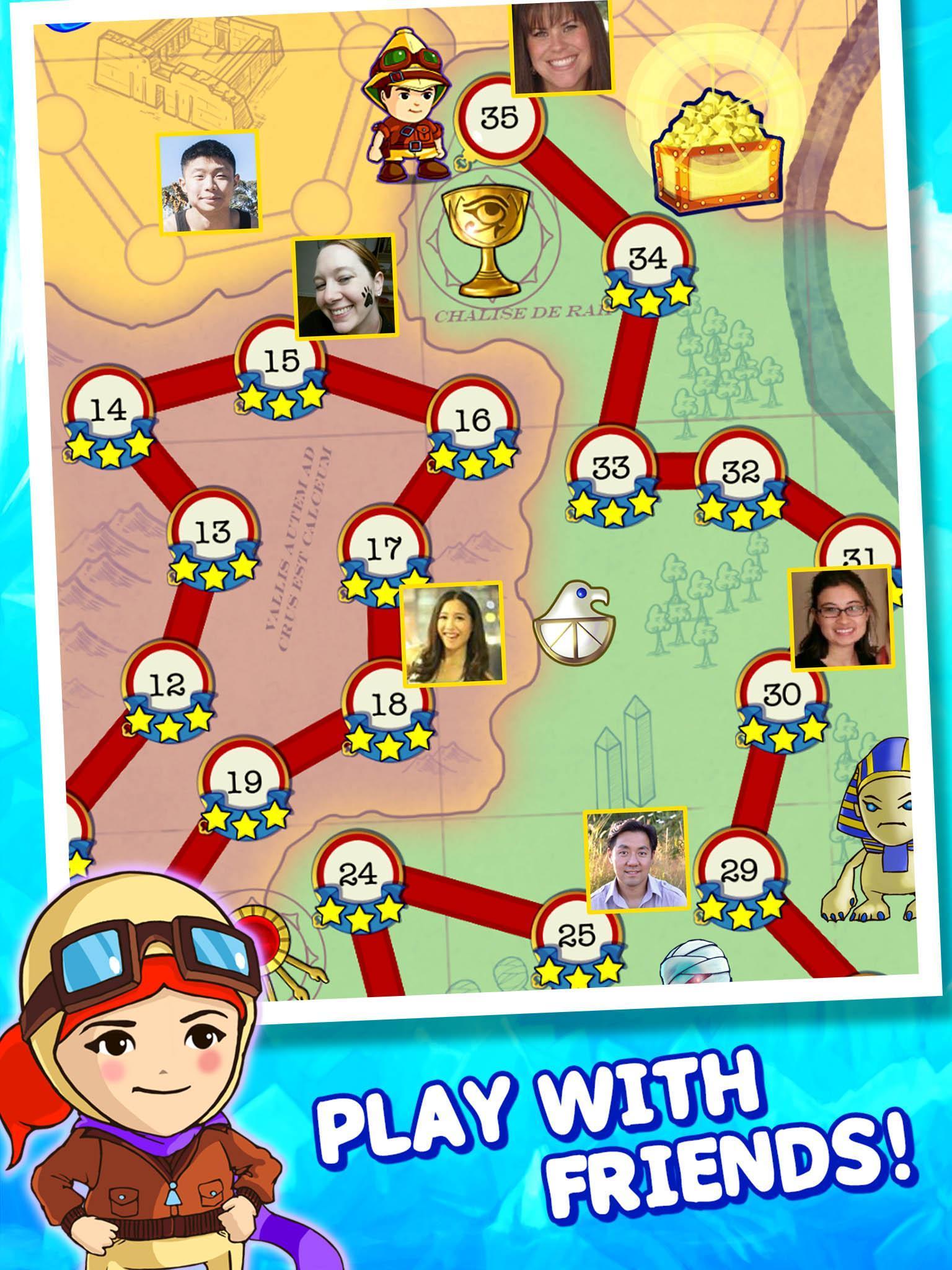 Jewel Raiders for TANGO 9 تصوير الشاشة