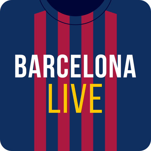 Barcelona Live — Not official app for FC Barca Fan icon
