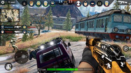 FPS Offline Strike : Encounter strike missions screenshot 4