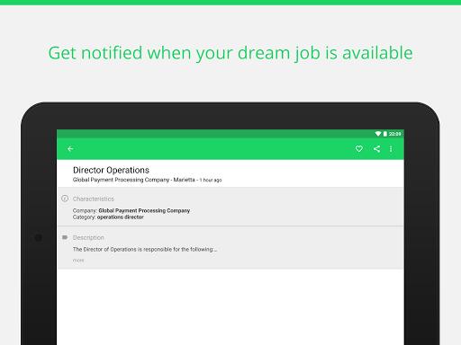 Find job offers - Trovit Jobs 12 تصوير الشاشة