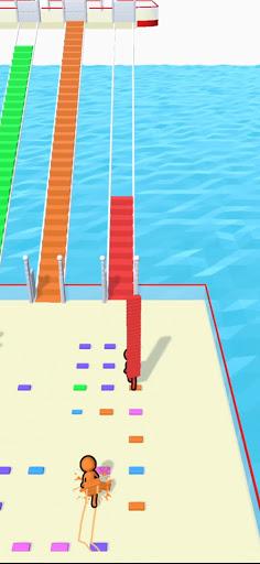 Bridge Race screenshot 2