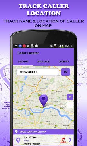 Mobile Number Locator screenshot 1