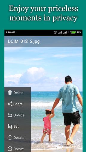 Hide Photos, Video and App Lock - Hide it Pro screenshot 4