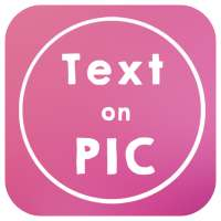 Add Text To Photo - Make Quotes icon