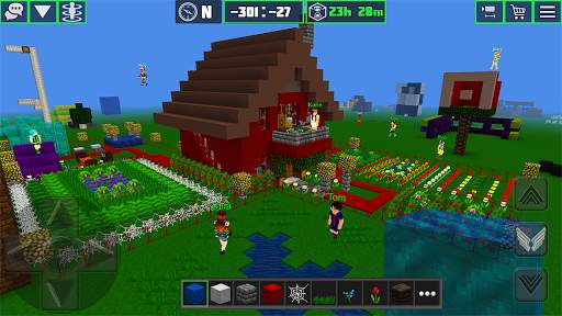 Multicraft: Block Craft Mini World 3D screenshot 10