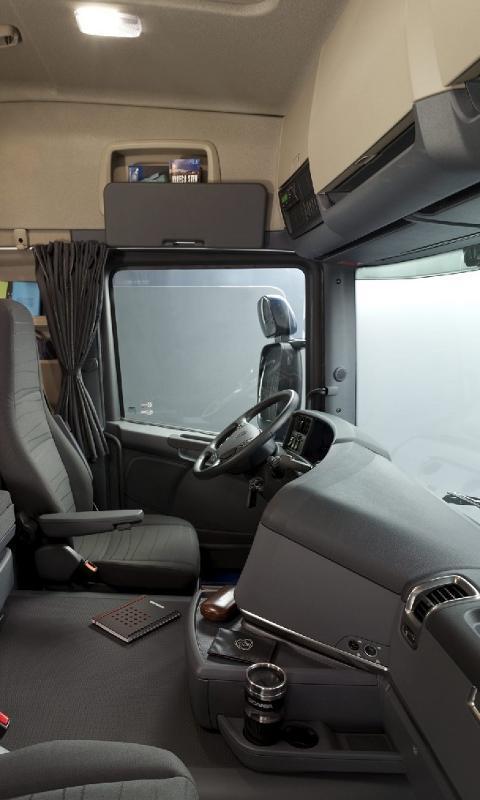 Puzzles Scania G Highliner 1 تصوير الشاشة