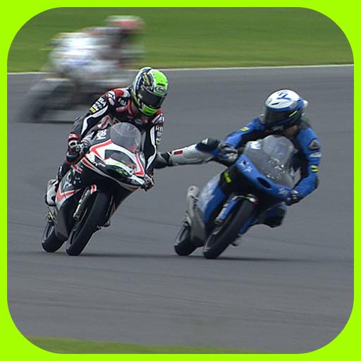 Moto Attack 3D Bike Race 2016 icon