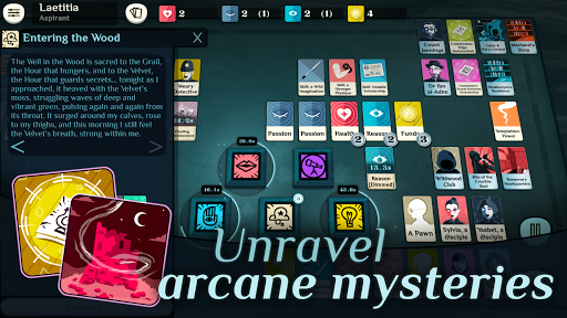 Cultist Simulator screenshot 6