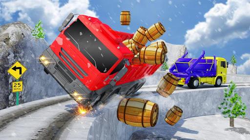 Offroad Transport Truck Driving Simulator screenshot 2