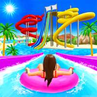 Uphill Rush Water Park Racing on 9Apps