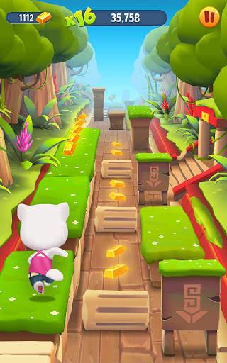 Talking Tom Gold Run screenshot 14