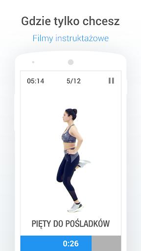 Krokomierz - kroki, kalorie, trening i waga screenshot 4
