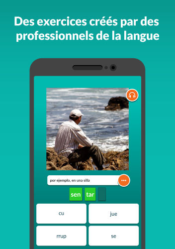WordDive : Apprendre l'anglais, l'espagnol & plus screenshot 3