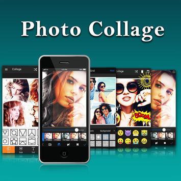 Pic Editor Collage Maker скриншот 1