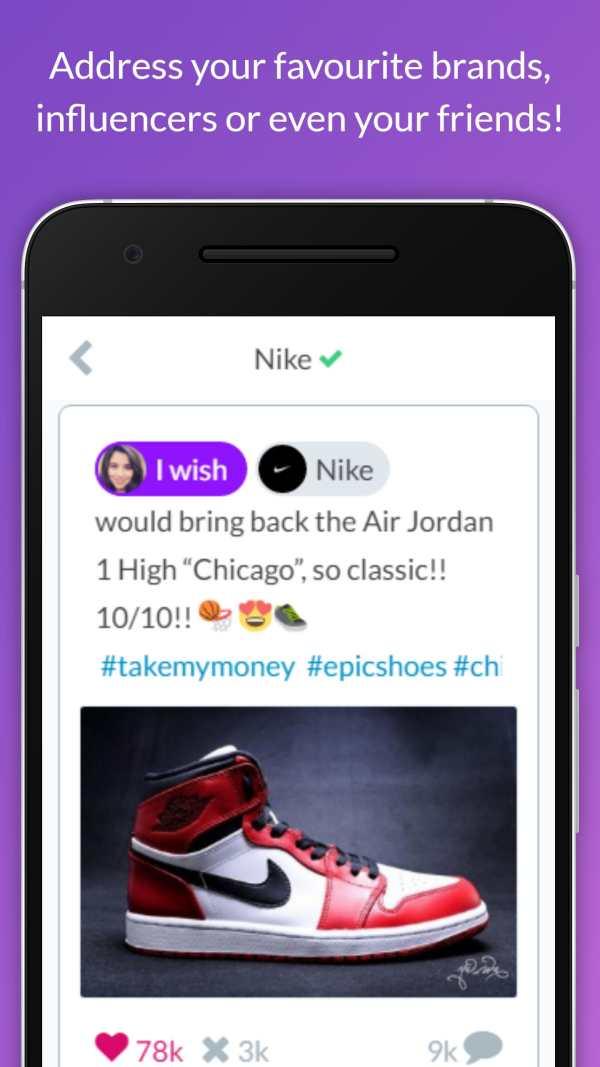 STOMT: Wish, Feedback, Change! 2 تصوير الشاشة