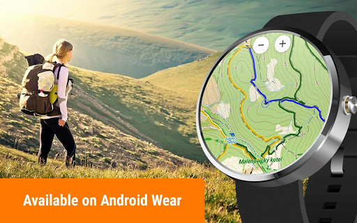 Locus Map Free - Hiking GPS navigation and maps screenshot 16