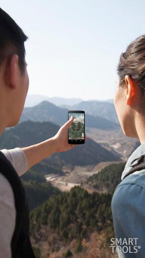 البوصلة : Smart Compass 2 تصوير الشاشة