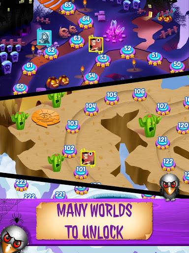 Magic Jewels: New Match 3 Games 10 تصوير الشاشة