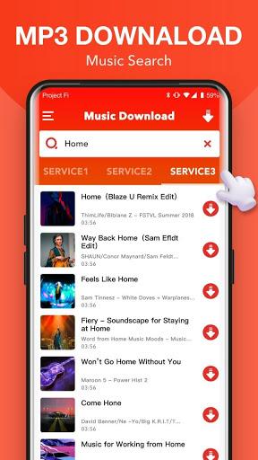 تحميل الموسيقى الحرة   تنزيل الموسيقى MP3   أغاني 5 تصوير الشاشة