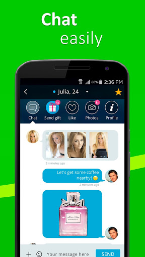 Meet4U - Chat, Love, Singles! screenshot 3