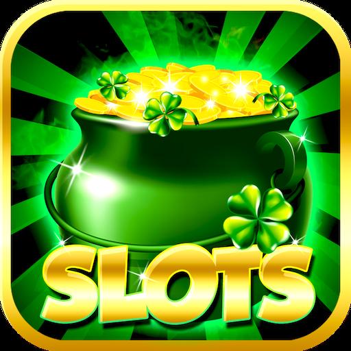 Lucky Irish Slot Machines: Free Coins 1 Million! icon